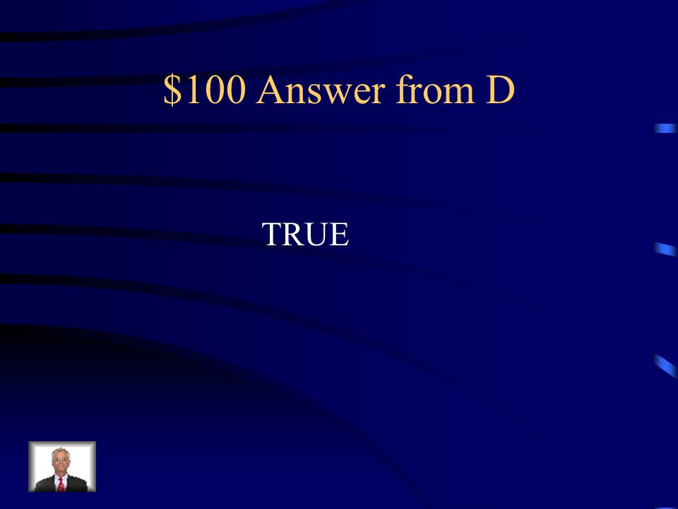 $100 Question from D True/False A state can gain in population yet lose seats in the House of Representatives.