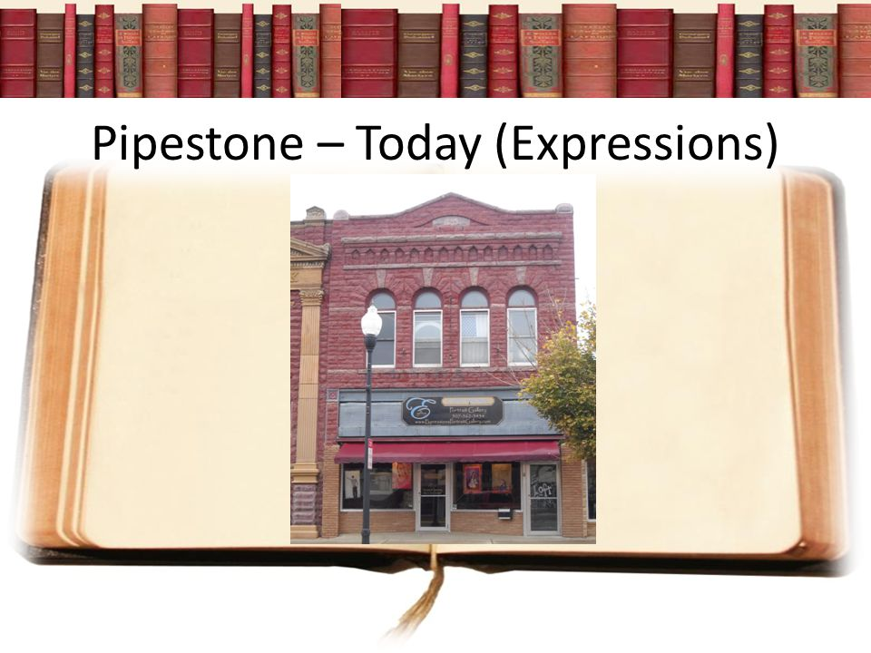 Pipestone – Today (Expressions)