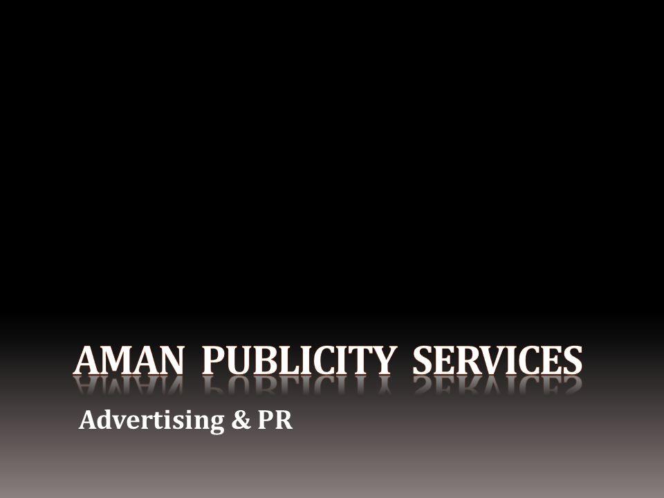 Advertising & PR