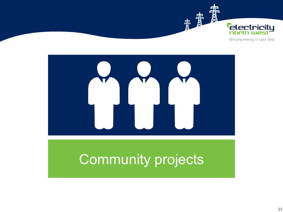 23 Community projects