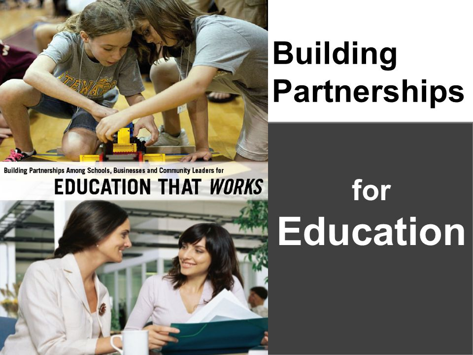 for Education Building Partnerships