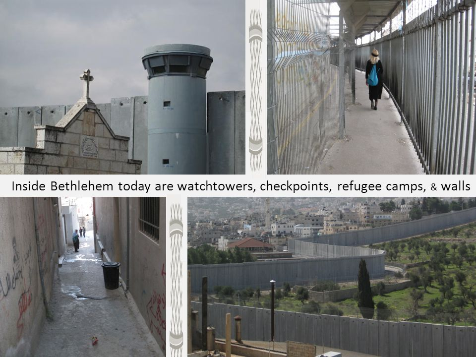 For more information, contact info@kairosresponse.org Answering the call from Palestinian Christians www.kairosresponse.org