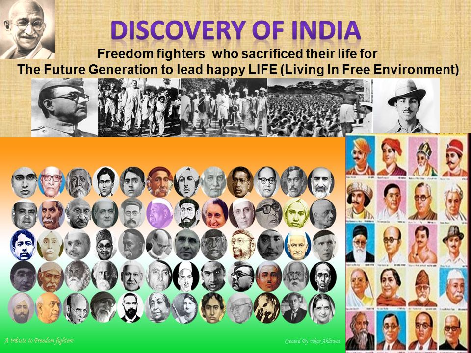 Freedom fighters who sacrificed their life for The Future Generation to lead happy LIFE (Living In Free Environment)