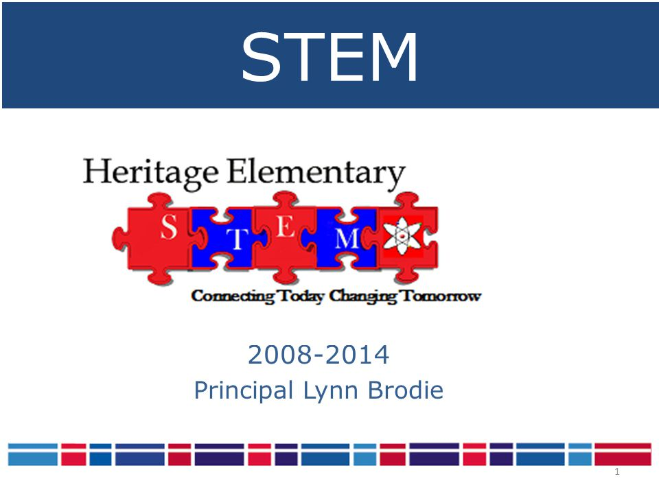 2 Quote Students with STEM backgrounds are in demand today, so they can fill the jobs of tomorrow.