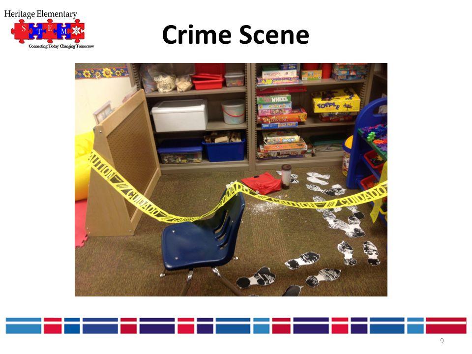 Footprint Investigation 10