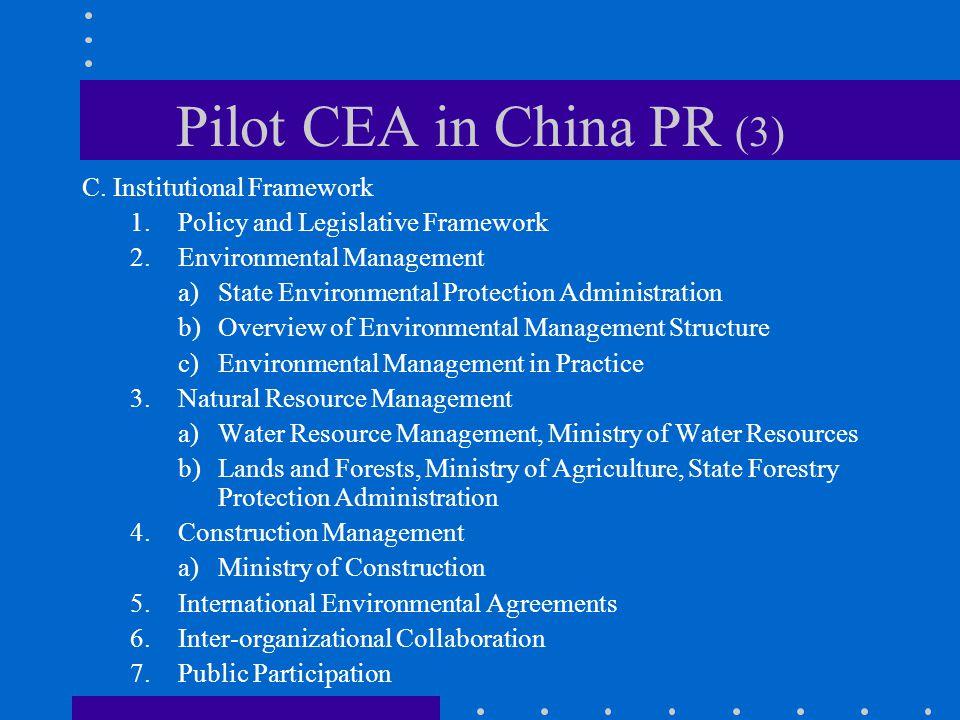 Pilot CEA in China PR (3) C.