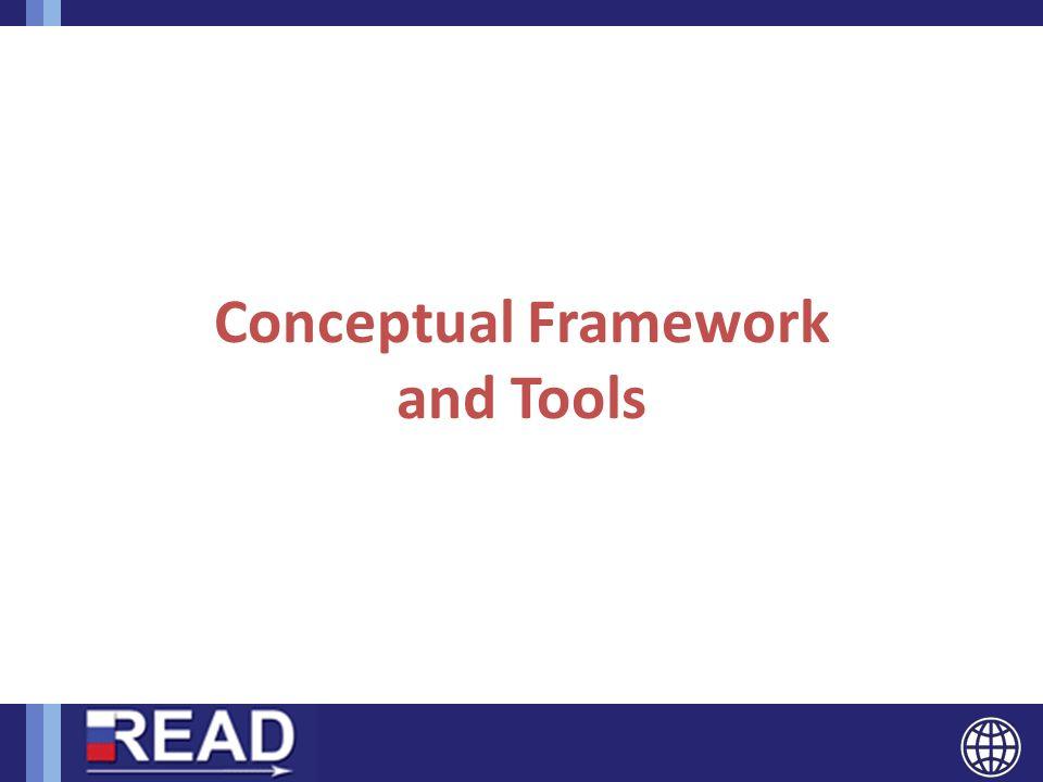 Conceptual Framework and Tools
