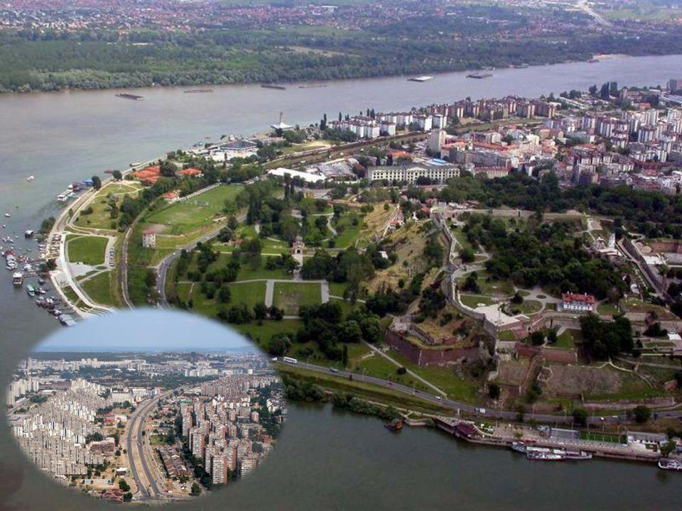  Kalemegdan is the most famous place in Belgrade.