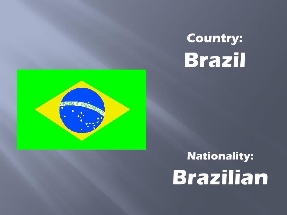 Country: Australia Nationality: Australian