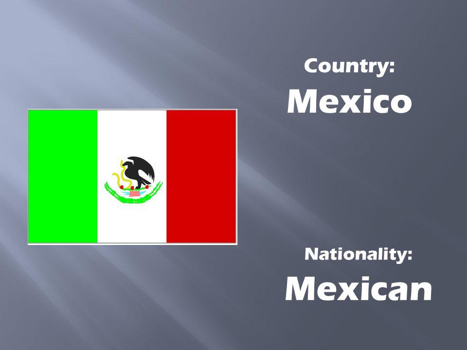 Country: Italy Nationality: Italian