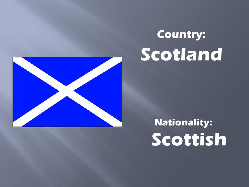 Country: England Nationality: English