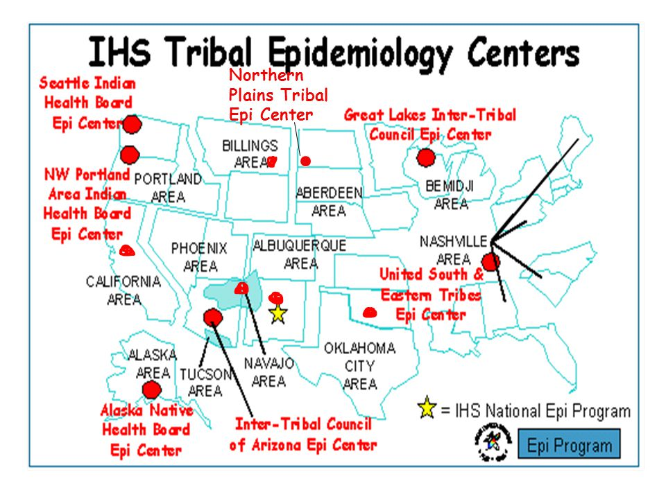 Northern Plains Tribal Epi Center