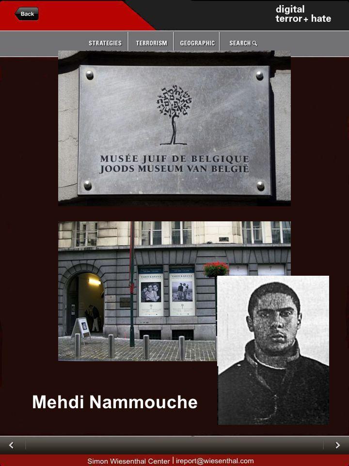 Jewish Museum of Belgium Mehdi Nammouche