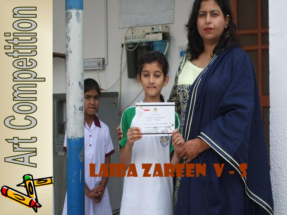 Laiba Zareen V - S
