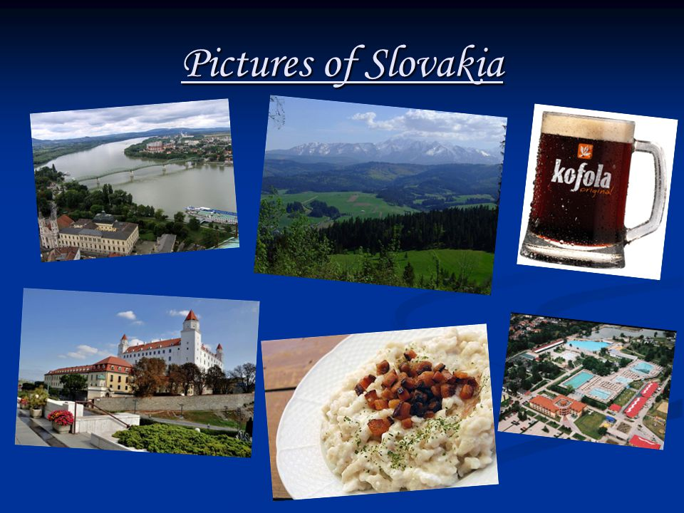 Pictures of Slovakia
