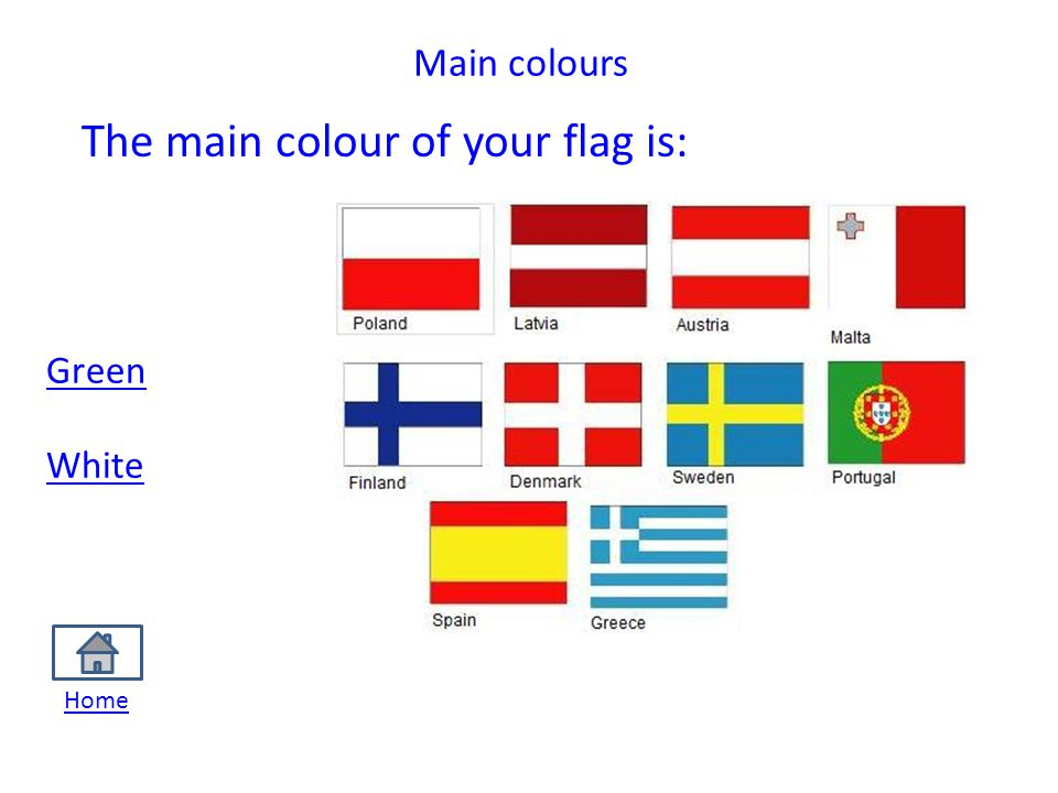 Sweden Based on the responses you have made, the most appropriate conclusion is: Sweden Home