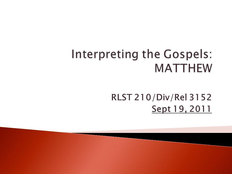 RLST 210/Div/Rel 3152 Sept 19, 2011