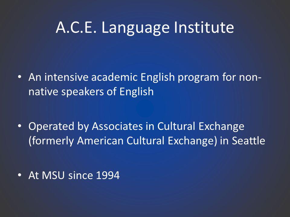 A.C.E.