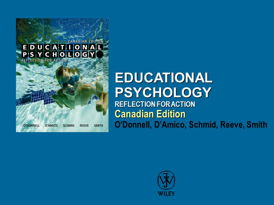 Educational Psychology, Canadian Edition Autonomy Psychological need to experience self- direction in the initiation and regulation of one's behaviourPsychological need to experience self- direction in the initiation and regulation of one's behaviour An increase in autonomy can cause an increase in intrinsic motivation if the perceived locus of causality is internalAn increase in autonomy can cause an increase in intrinsic motivation if the perceived locus of causality is internal Psychological Needs
