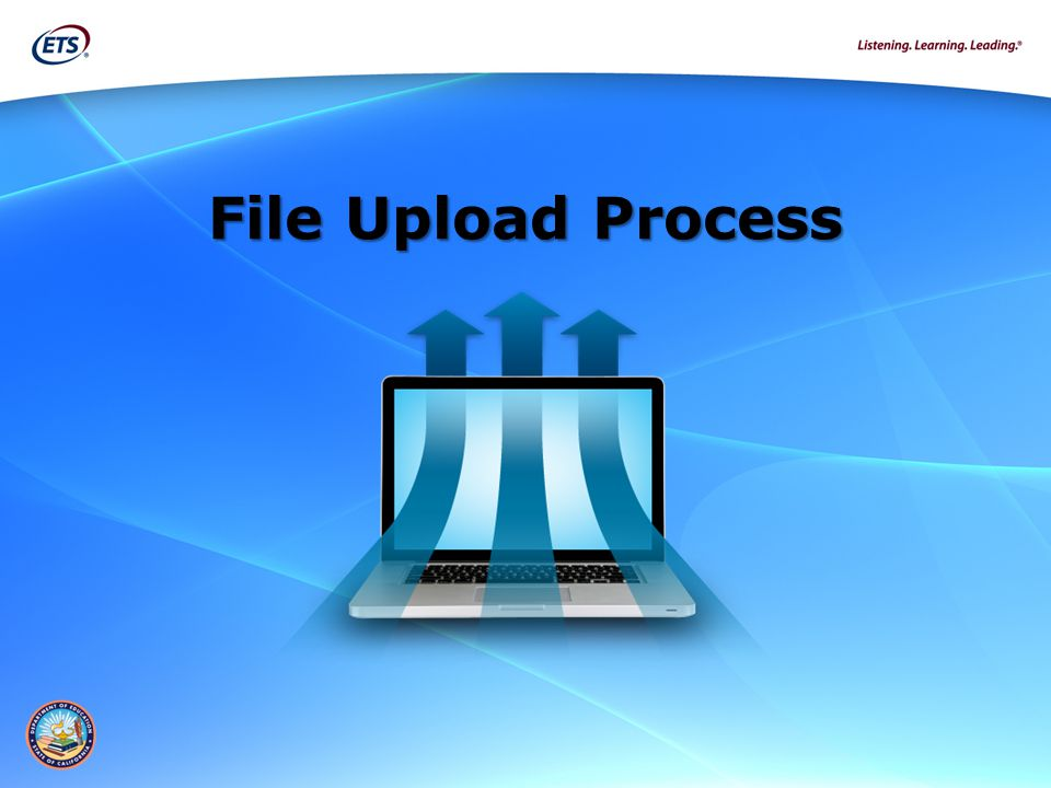 File Upload Process