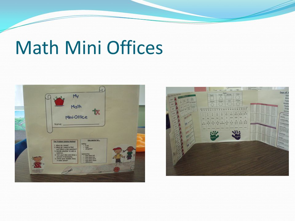 Math Mini Offices