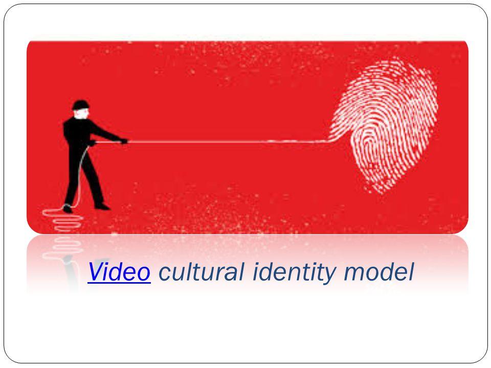 VideoVideo cultural identity model