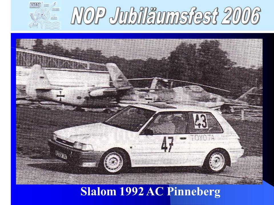 Slalom 1992 AC Pinneberg
