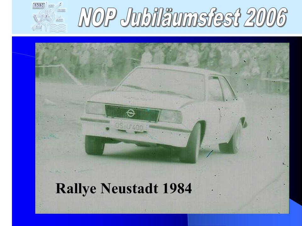 Rallye Neustadt 1984