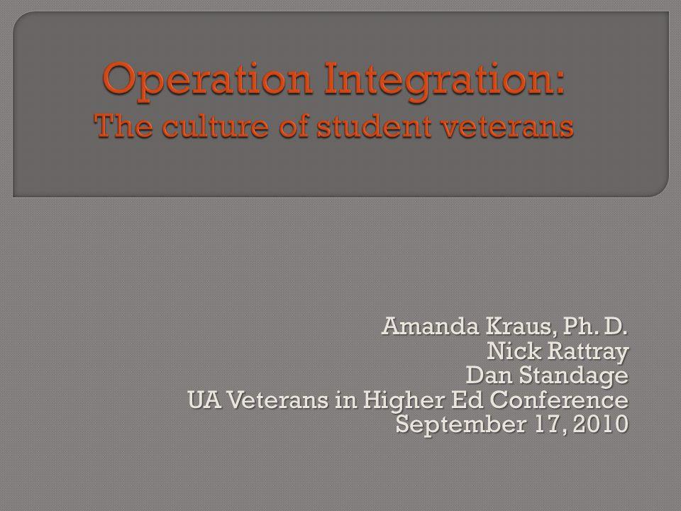 Amanda Kraus, Ph. D.