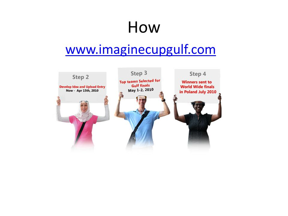 How www.imaginecupgulf.com