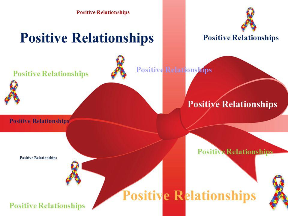 53 Positive Relationships