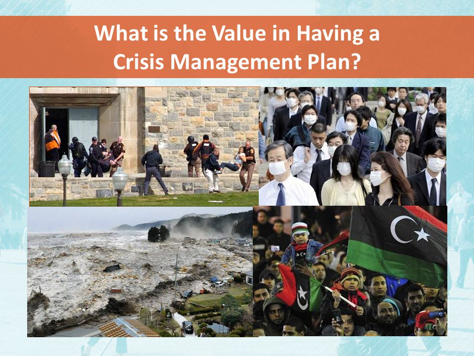 What is the Value in Having a Crisis Management Plan?