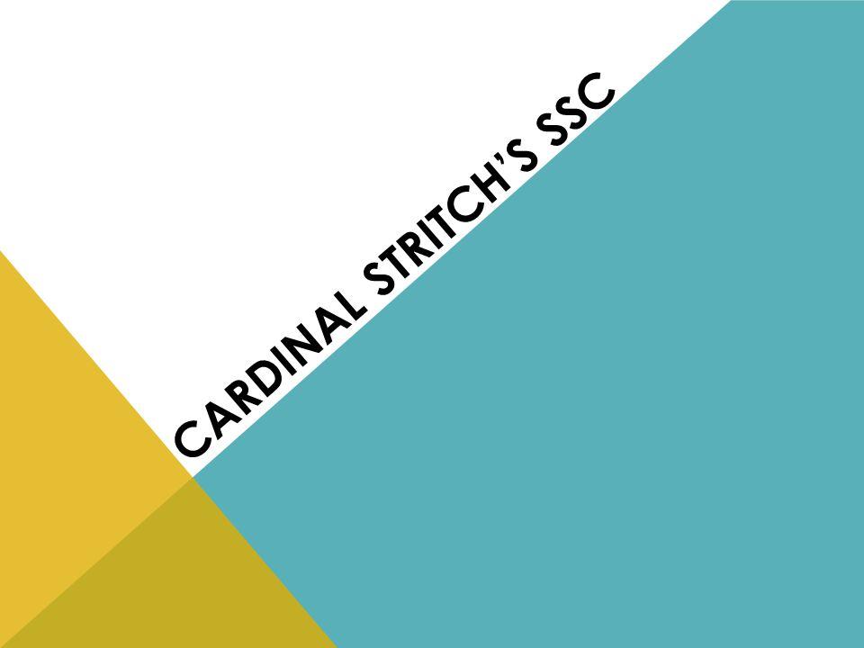 CARDINAL STRITCH'S SSC