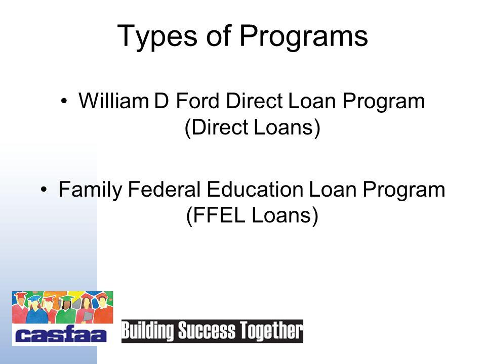 Federal Stafford Loan