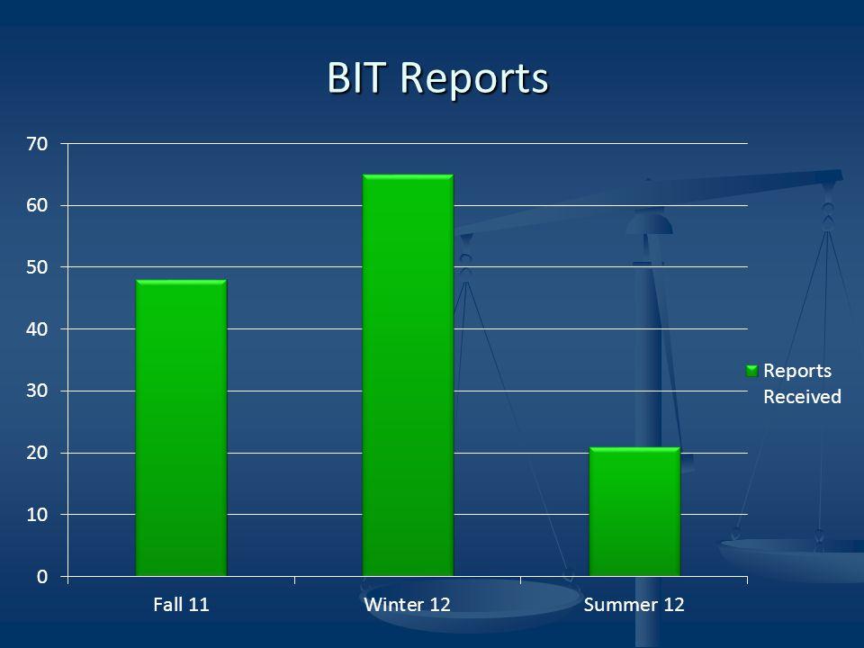BIT Reports BIT Reports