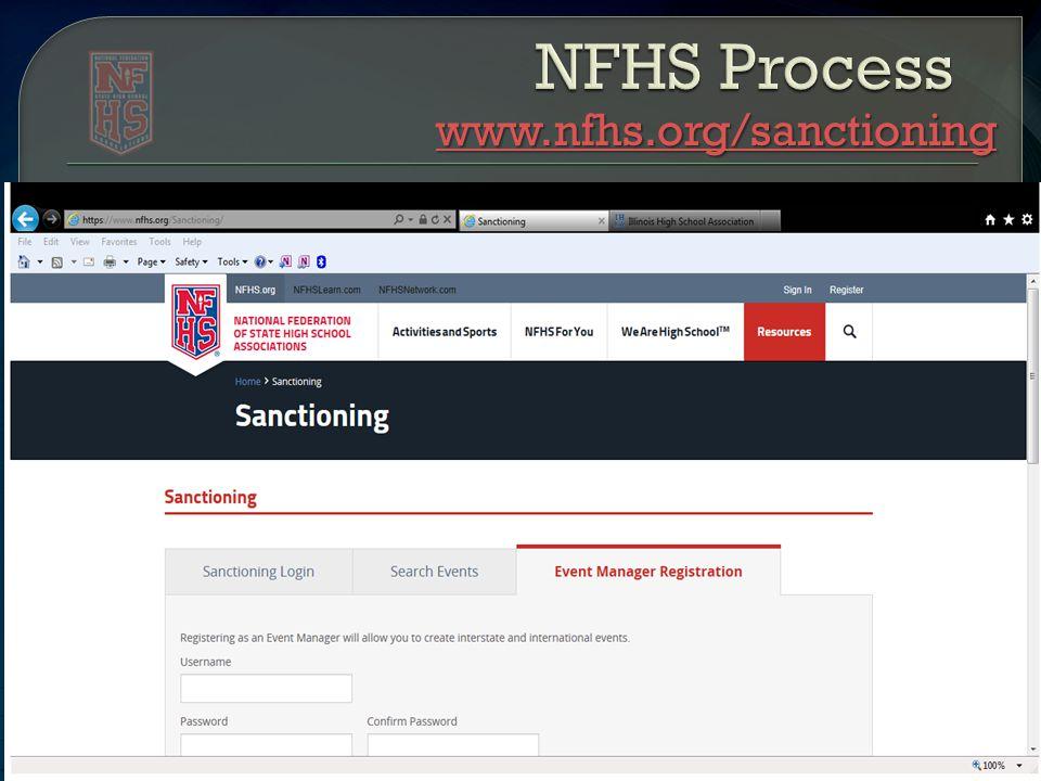 www.nfhs.org/sanctioning