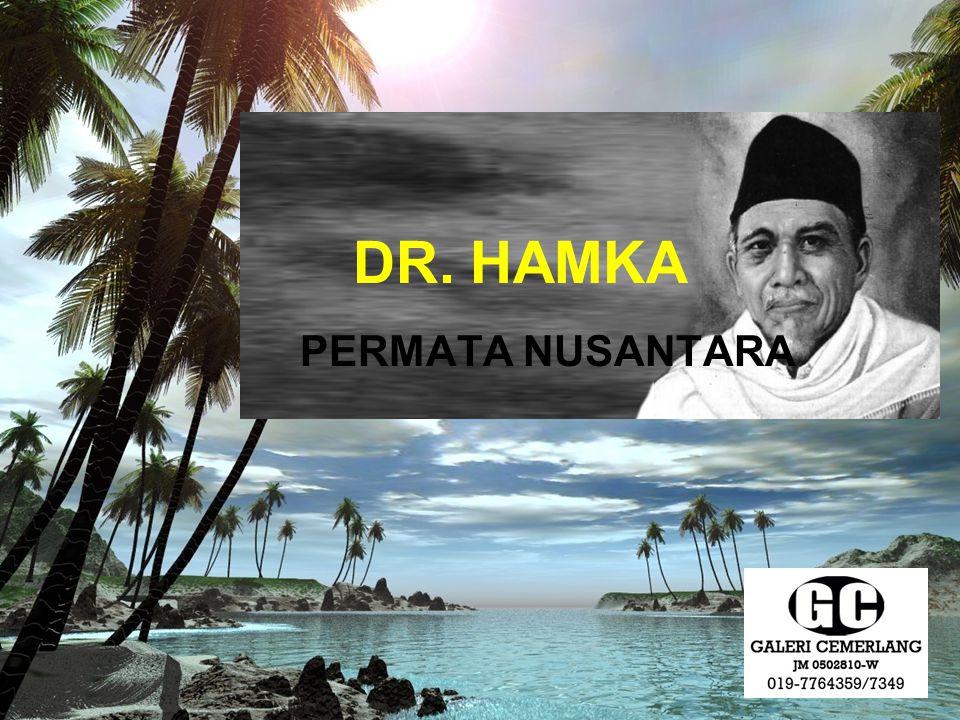 DR. HAMKA PERMATA NUSANTARA