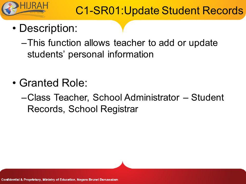 5. Click Student Plan tab Update Student's Program/Plan