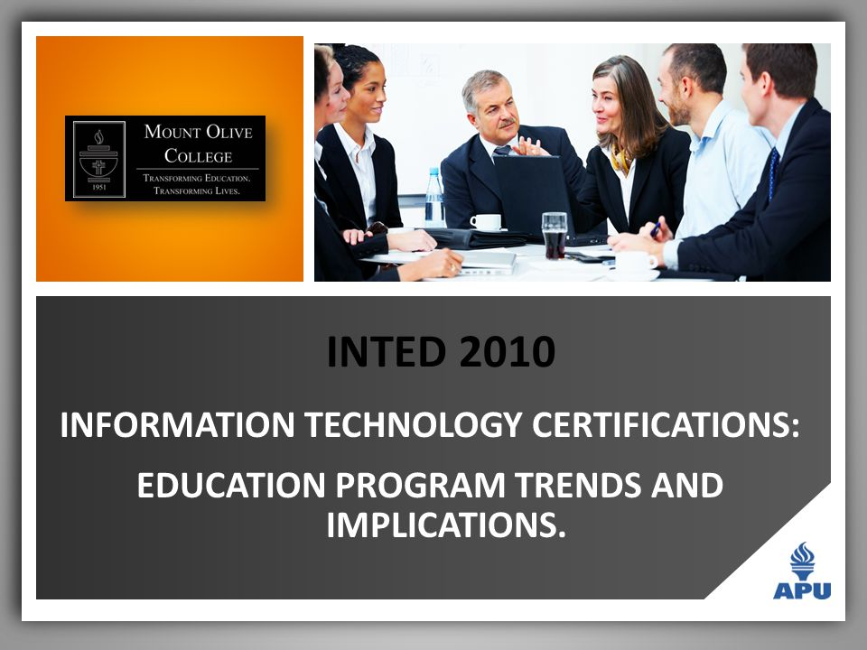 The commercial and government CIS/IT world has long made certification a necessary qualification for employment, and has often required employees either to have certification when hired or obtain it within a specified period after hire.