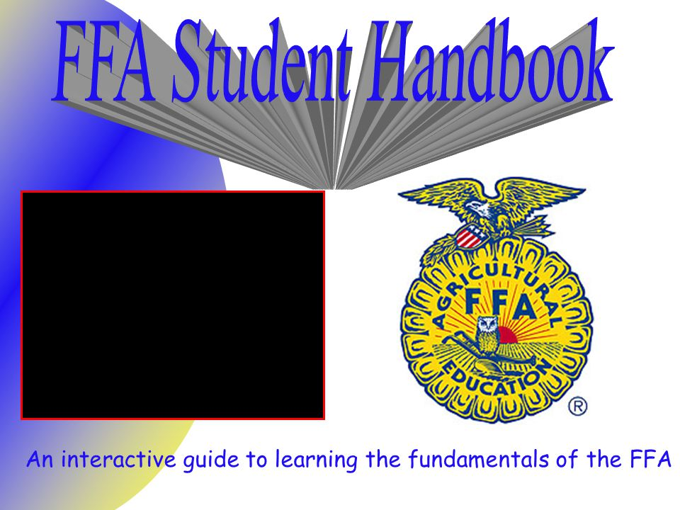 An interactive guide to learning the fundamentals of the FFA