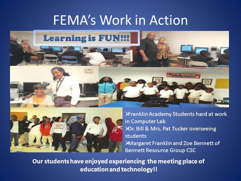 Meet Franklin Academy's First Student  Gallop Franklin & Former Senator Al Lawson (above)  Dr.