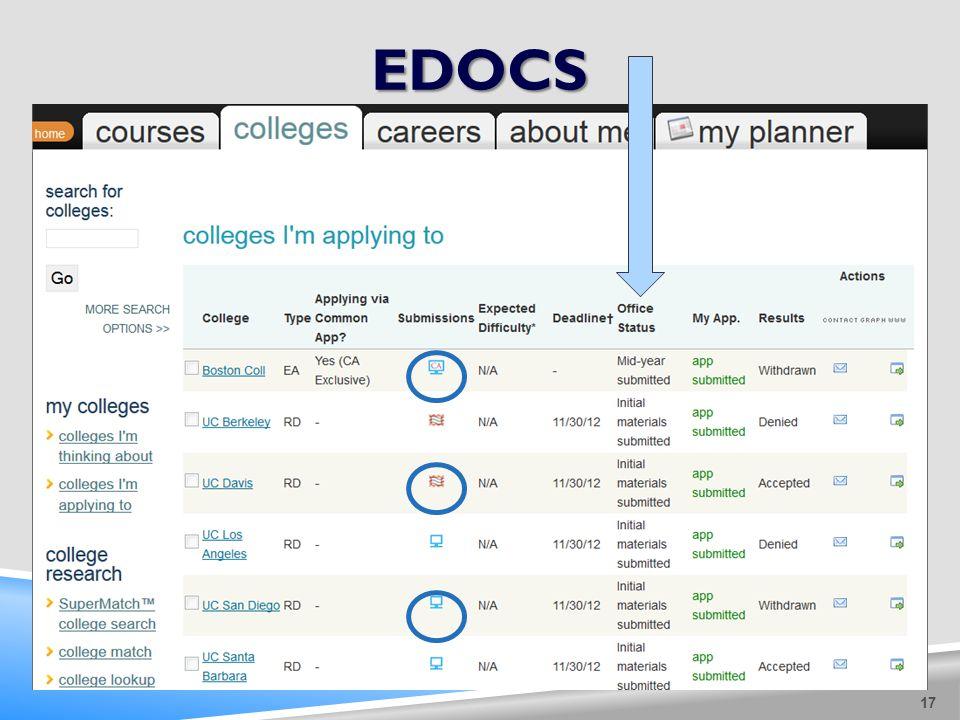 EDOCS 17