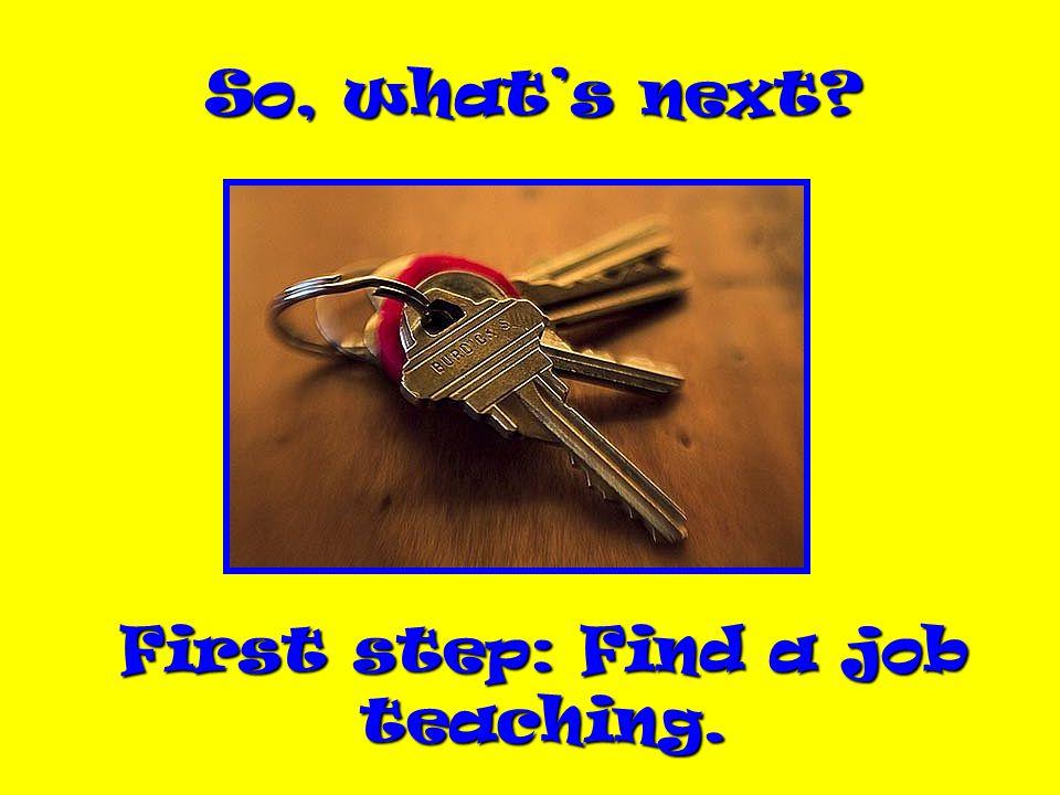 Next Step: Beginning Teacher Support and Assessment