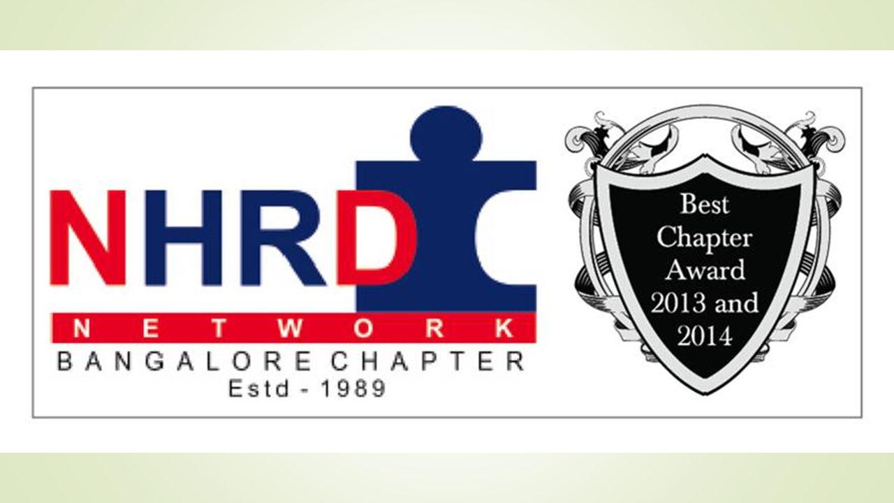  NHRD @ your doorstep…  EGL- CBD  Electronic-City  Whitefield  Peenya - Manyata Techpark