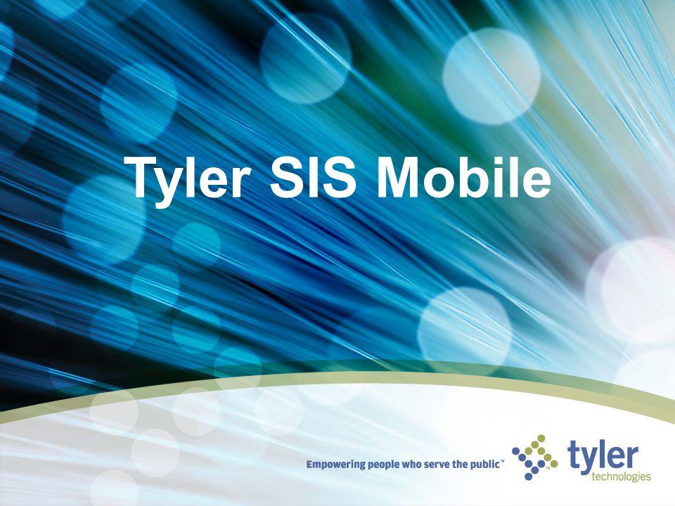 Tyler SIS Mobile