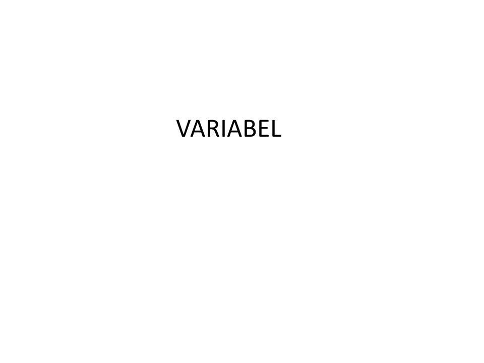 variabel.CLP (deftemplate variabel (slot number1) (slot number2)) (deftemplate jumlah (slot total)) (deffacts nilai (variabel (number1 4) (number2 6))) (defrule addup (variabel (number1 ?x) (number2 ?y)) => (bind ?total (+ ?x ?y)) (printout t ?x + ?y = ?total crlf) (assert (jumlah (total ?total))))