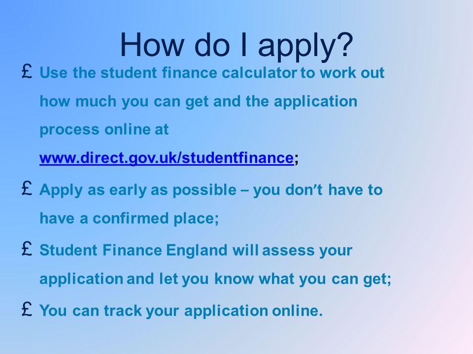 How do I apply.