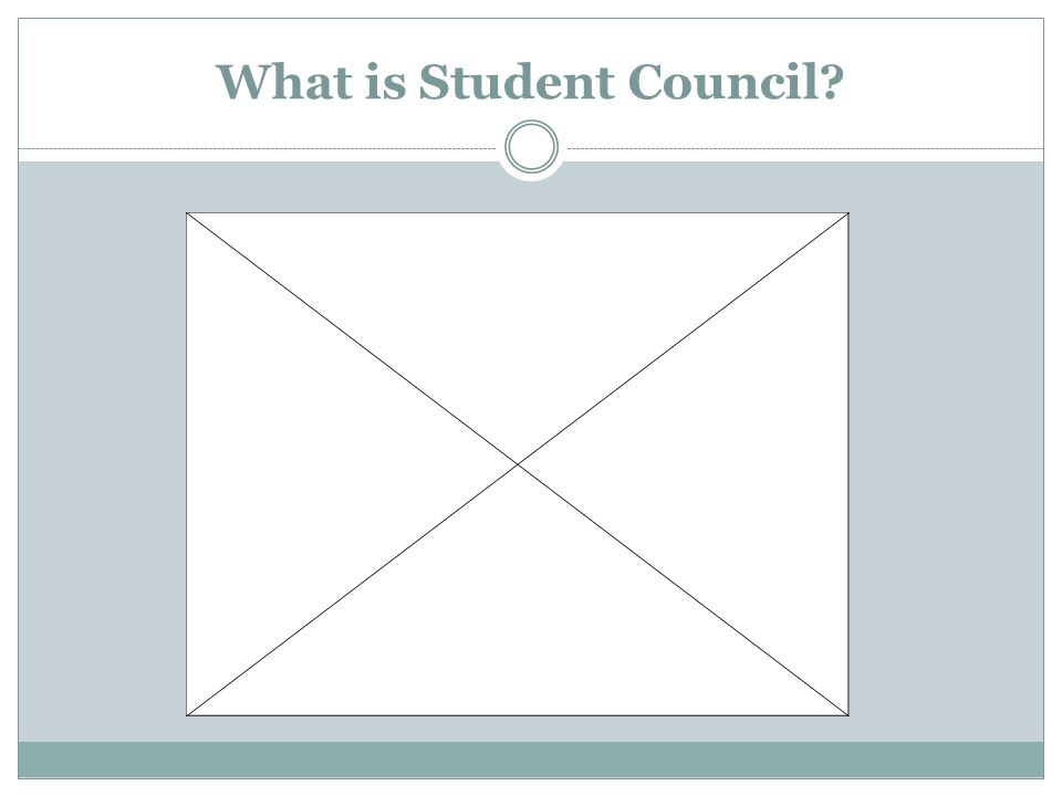 What is Student Council