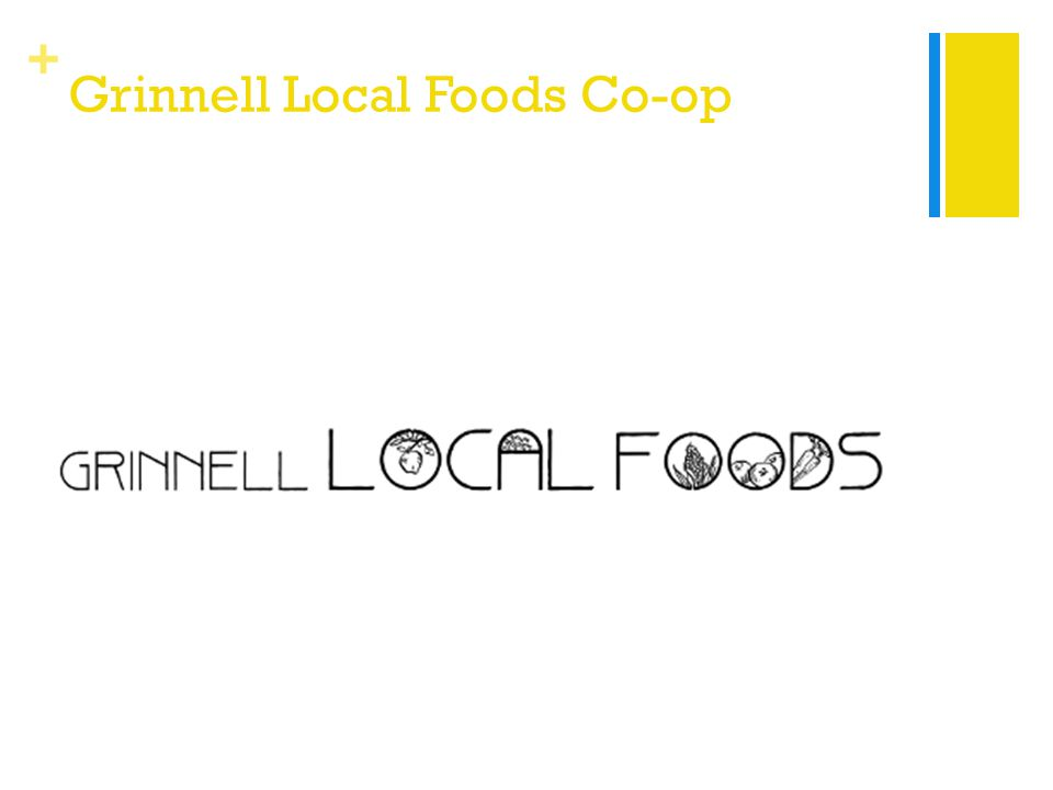 + Grinnell Local Foods Co-op
