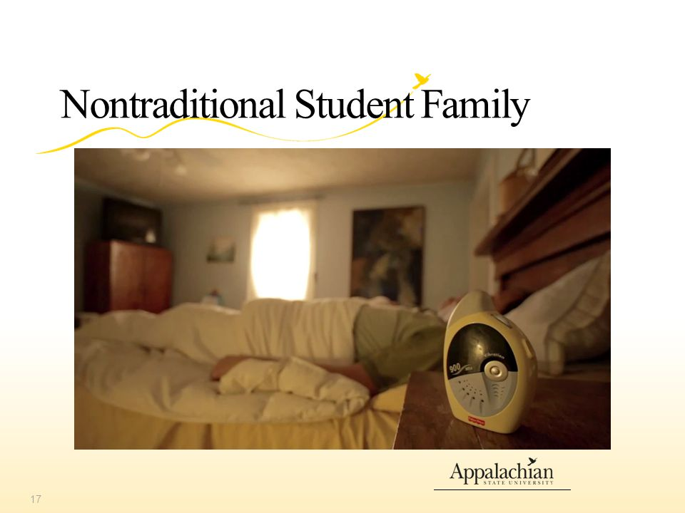 Nontraditional Student Family 17